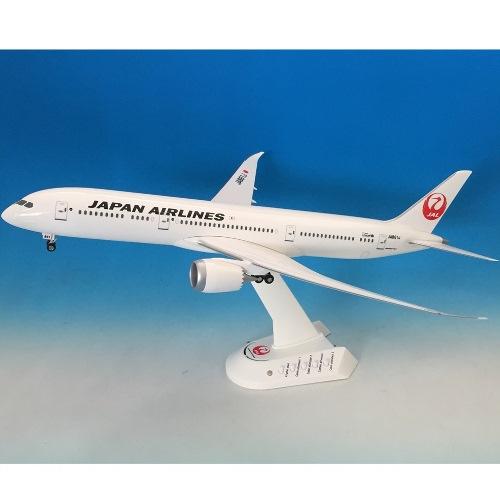 JAL ボーイング787-9 サウンドジェットモデル 1/200スケール