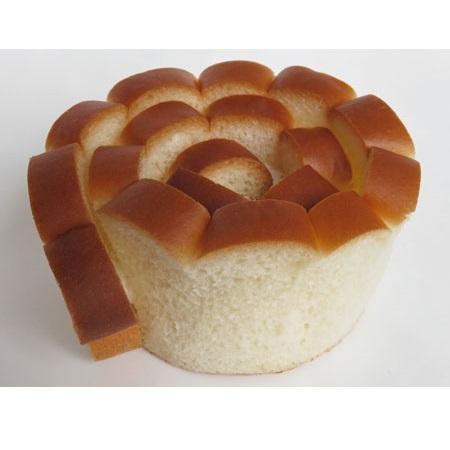 〈なんぽうパン〉バラパン