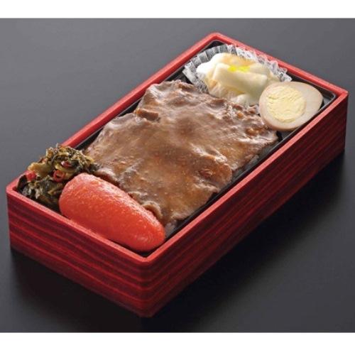 明太牛たん丼