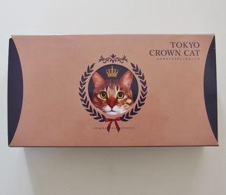 〈TOKYO CROWN CAT〉ロイヤルミルクティーウェハース